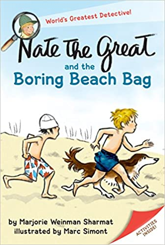 Nate the Great and the Boring Beach Bag - Kool Skool The Bookstore
