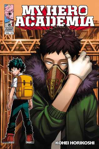 My Hero Academia, Vol. 14: Overhaul - Paperback