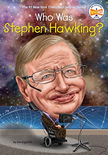 Who Was Stephen Hawking? - Paperback - Kool Skool The Bookstore