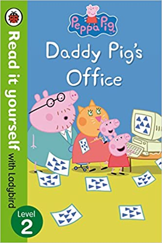 RIY 2 : Peppa Pig: Daddy Pig's Office - Kool Skool The Bookstore