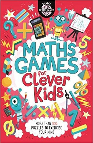 Maths Games for Clever Kids - Kool Skool The Bookstore