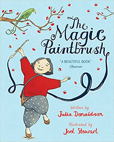 The Magic Paintbrush - Paperback - Kool Skool The Bookstore