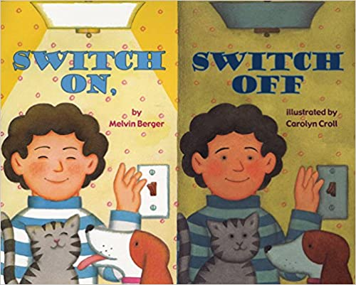 Let's Read and Find Out Science lev-2 : Switch on, Switch off - Kool Skool The Bookstore