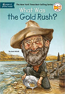 What Was The Gold Rush? - Paperback - Kool Skool The Bookstore