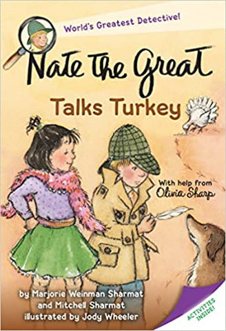 Nate the Great Talks Turkey - Kool Skool The Bookstore