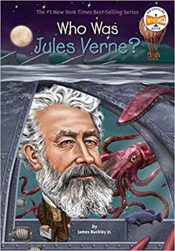 Who Was Jules Verne? - Paperback - Kool Skool The Bookstore