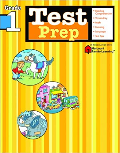 Test Prep: Grade 1 - Kool Skool The Bookstore