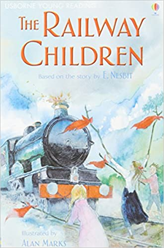 Usborne Young Reading Lev-2 : The Railway Children - Kool Skool The Bookstore