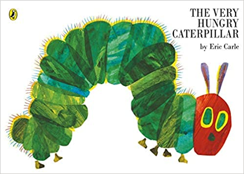 The Very Hungry Caterpillar - Paperback - Kool Skool The Bookstore
