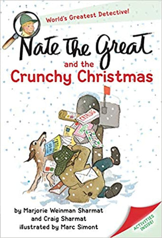 Nate the Great and the Crunchy Christmas - Kool Skool The Bookstore