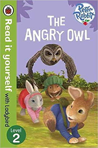RIY 2 : Peter Rabbit: The Angry Owl - Kool Skool The Bookstore