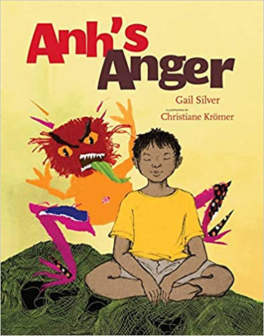 ANH`S ANGER ( HB ) - Kool Skool The Bookstore
