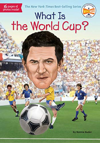 What Is The World Cup? - Paperback - Kool Skool The Bookstore