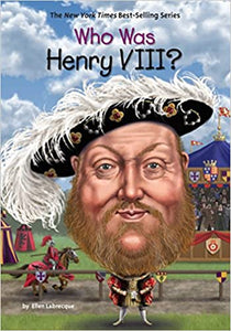 Who Was Henry VIII? - Paperback - Kool Skool The Bookstore