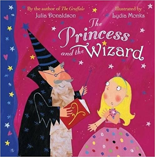 The Princess and the Wizard - Paperback - Kool Skool The Bookstore
