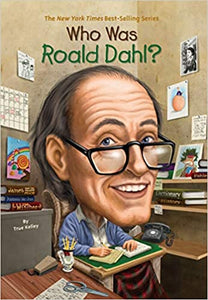 Who Was Roald Dahl? - Paperback - Kool Skool The Bookstore