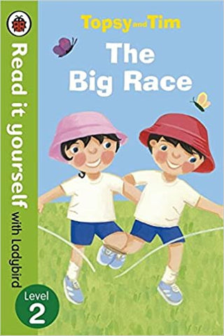 RIY 2 : Topsy and Tim: The Big Race - Kool Skool The Bookstore