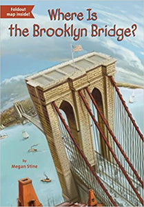 Where Is the Brooklyn Bridge? - Paperback - Kool Skool The Bookstore