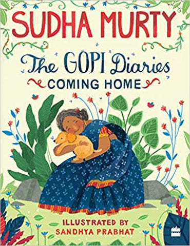 The Gopi Diaries : Coming Home - Author Signed Copy - Kool Skool The Bookstore