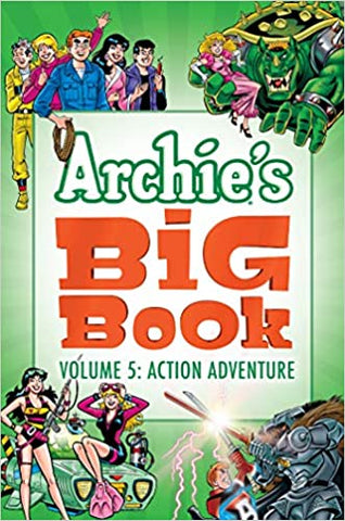 Archie's Big Book Vol. 5 - Kool Skool The Bookstore