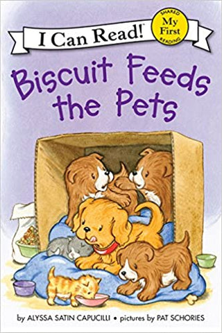 I Can Read : Biscuit Feeds the Pets - Kool Skool The Bookstore