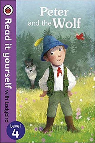RIY 4 : Peter and the Wolf - Kool Skool The Bookstore