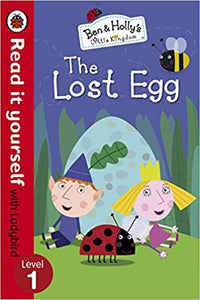 RIY 1 : Ben And Holly's Little Kingdom: The Lost Egg - Kool Skool The Bookstore