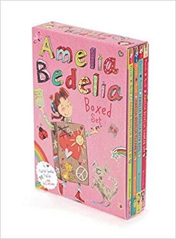 Amelia Bedelia Box Set #2 Books 5-8 - Kool Skool The Bookstore