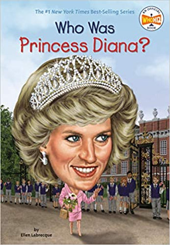 Who Was Princess Diana? - Paperback - Kool Skool The Bookstore