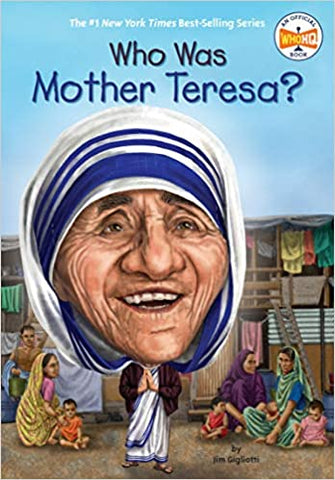 Who Was Mother Teresa? - Paperback - Kool Skool The Bookstore