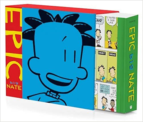 Epic Big Nate - Kool Skool The Bookstore