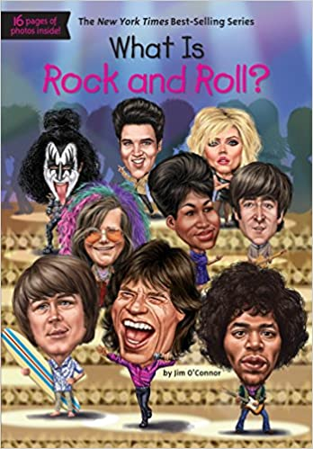 What Is Rock and Roll? - Paperback - Kool Skool The Bookstore