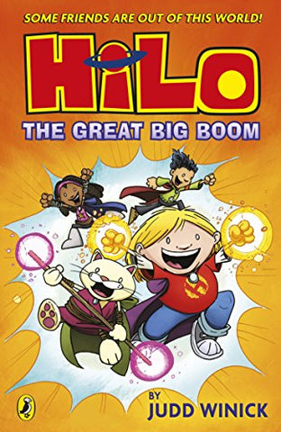 Hilo 3 : The Great Big Boom - Kool Skool The Bookstore