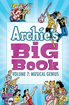 Archie's Big Book Vol. 7: Musical Genius - Kool Skool The Bookstore