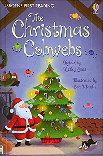 Usborne First Reading Level 2 : The Christmas Cobwebs - Kool Skool The Bookstore