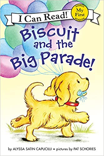 I Can Read : Biscuit and the Big Parade - Kool Skool The Bookstore