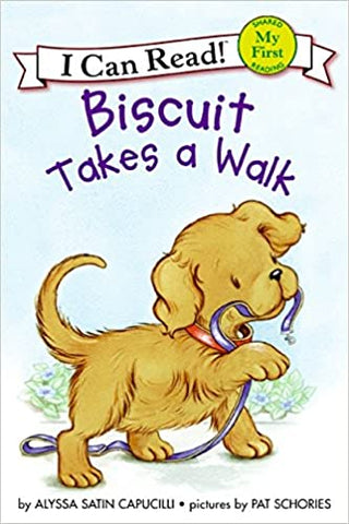 I Can Read : Biscuit Takes a Walk - Kool Skool The Bookstore