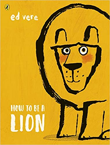 How to be a Lion - Kool Skool The Bookstore
