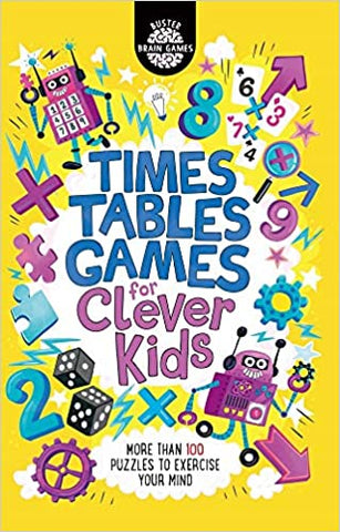 Times Tables Games for Clever Kids - Kool Skool The Bookstore