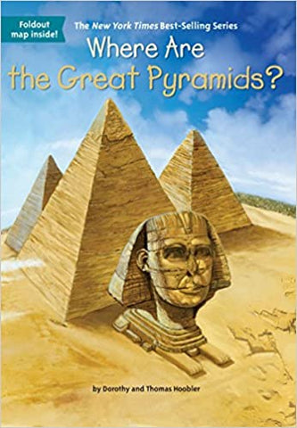 Where Are the Great Pyramids? - Paperback - Kool Skool The Bookstore