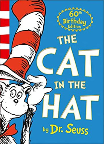 Dr Seuss : The Cat In the Hat - Paperback - Kool Skool The Bookstore