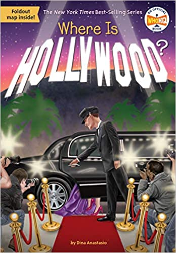 Where Is Hollywood? - Paperback - Kool Skool The Bookstore