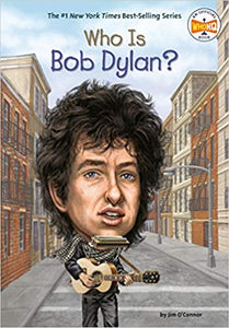 Who Is Bob Dylan? - Paperback - Kool Skool The Bookstore