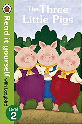 RIY 2 : The Three Little Pigs - Kool Skool The Bookstore