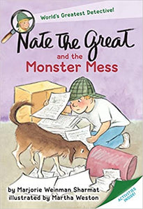 Nate the Great and the Monster Mess - Kool Skool The Bookstore