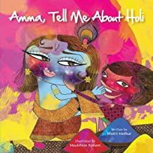 AMMA TELL ME ABOUT : HOLI - Kool Skool The Bookstore