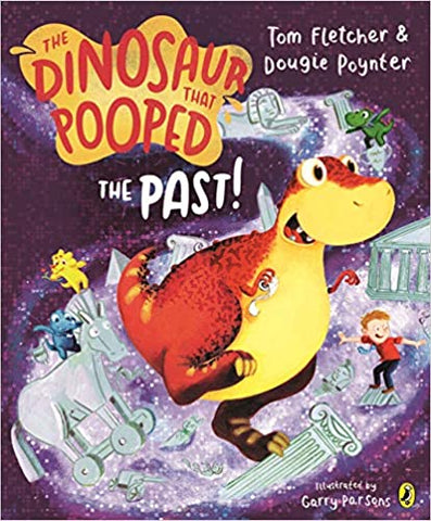 The Dinosaur That Pooped The Past - Kool Skool The Bookstore