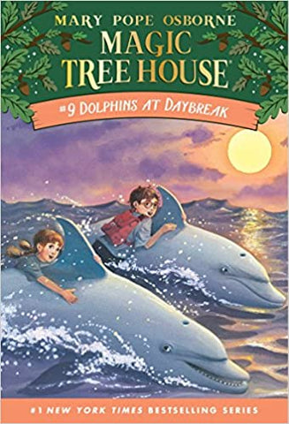 Magic Tree House 09 : Dolphins at Daybreak - Kool Skool The Bookstore