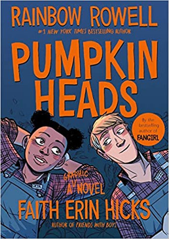 Pumpkin Heads - Kool Skool The Bookstore