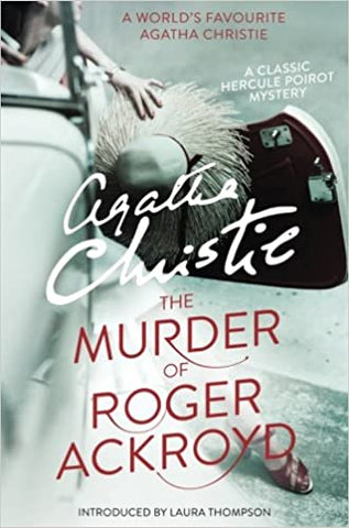 Agatha Christie : THE MURDER OF ROGER ACKROYD - Kool Skool The Bookstore